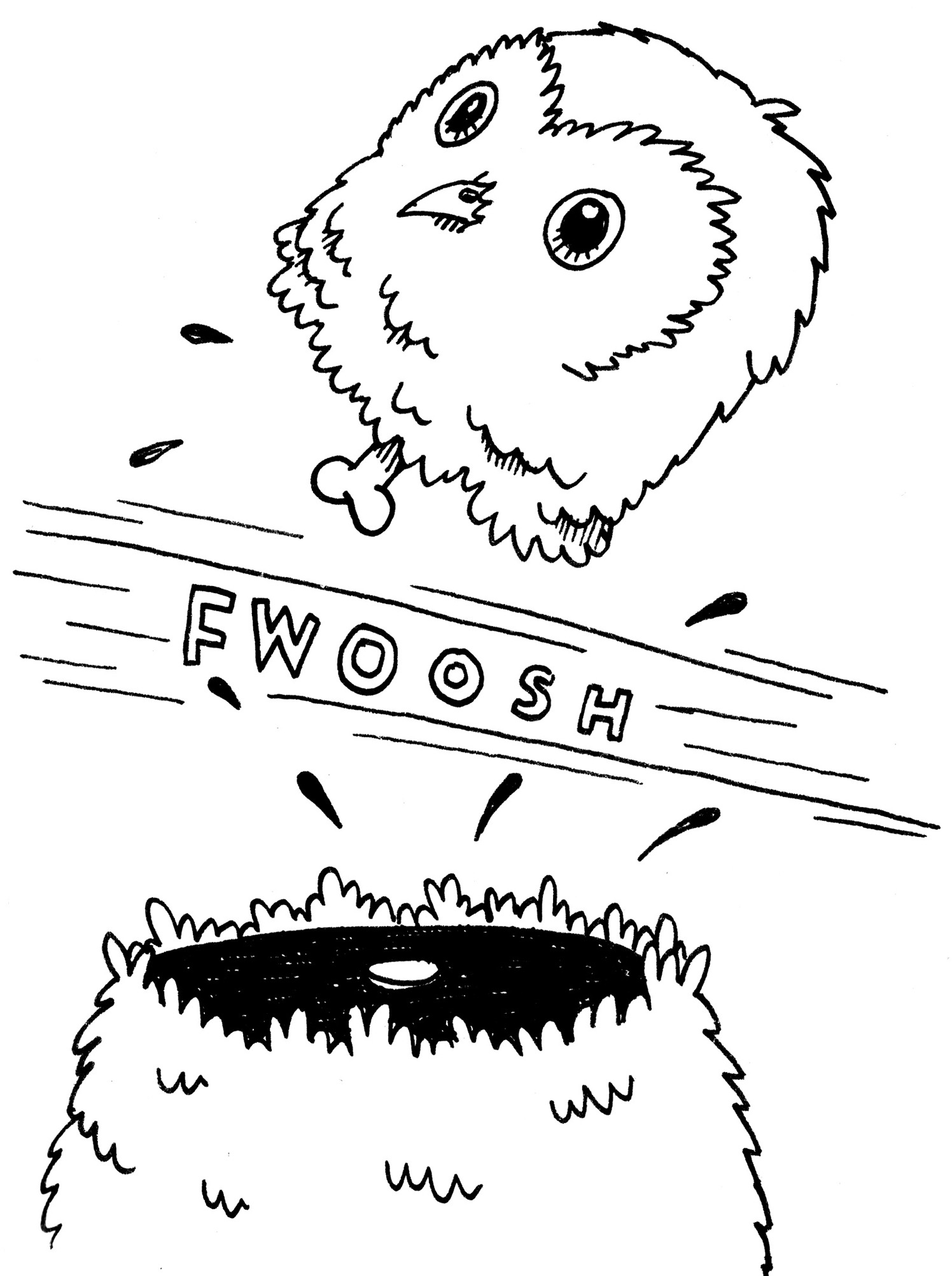 Owl Fwoosh