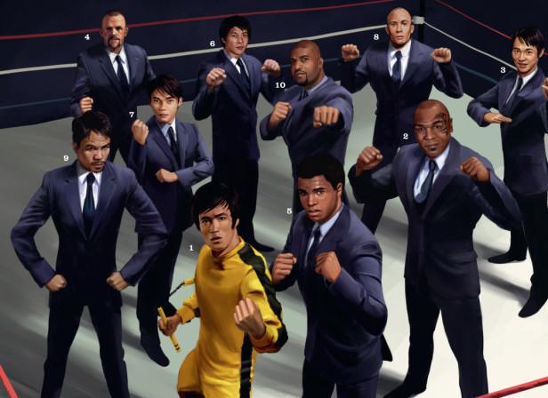 Men's Health Fight Club