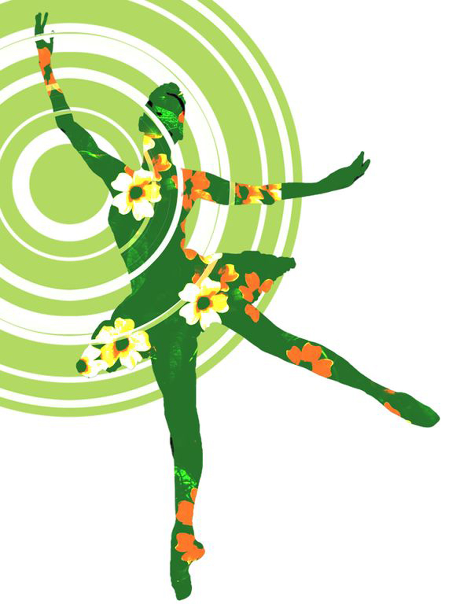 Ballet Dance Energy Choreography