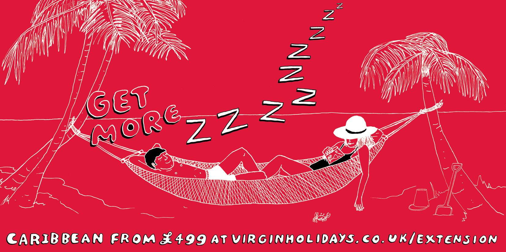 virgin holidays hammock