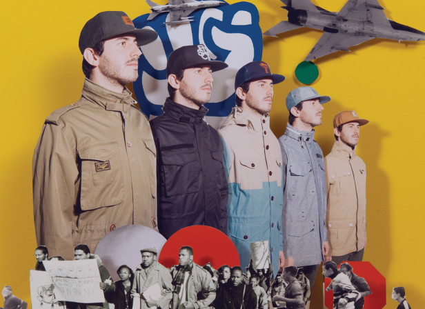 FHM February Coats and Hats