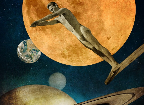 The Diver (1) Space Tourism