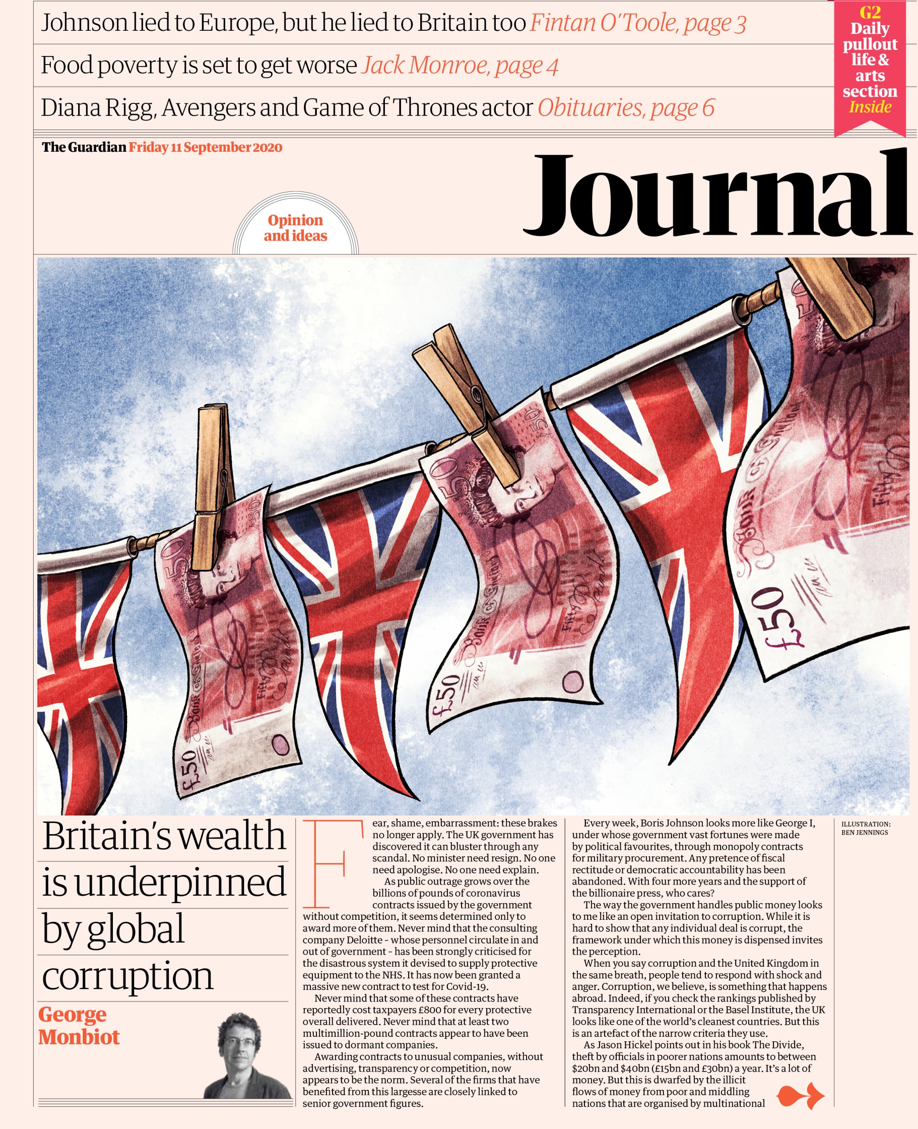 The Guardian � Journal front � 11 September 2020.jpg