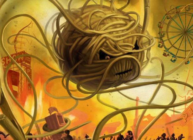 It's Left Over Spaghetti / Arby's