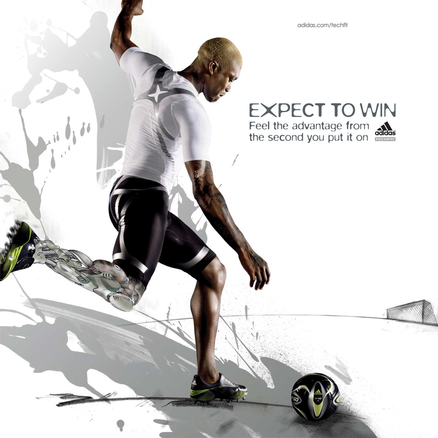 Adidas Believe Expect To Win