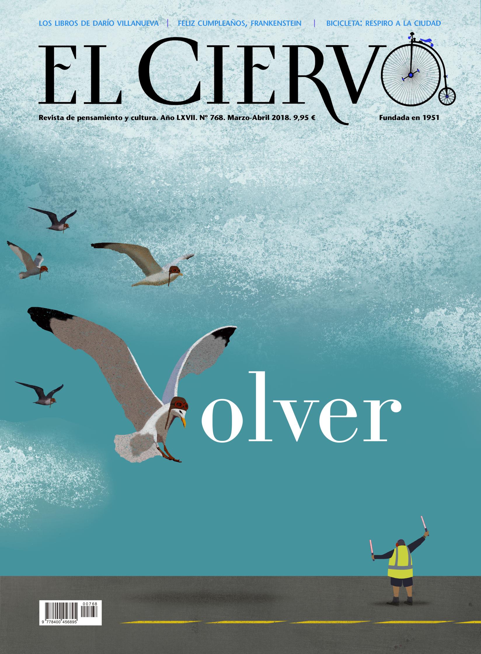 Cover for El Ciervo - Volver.jpg