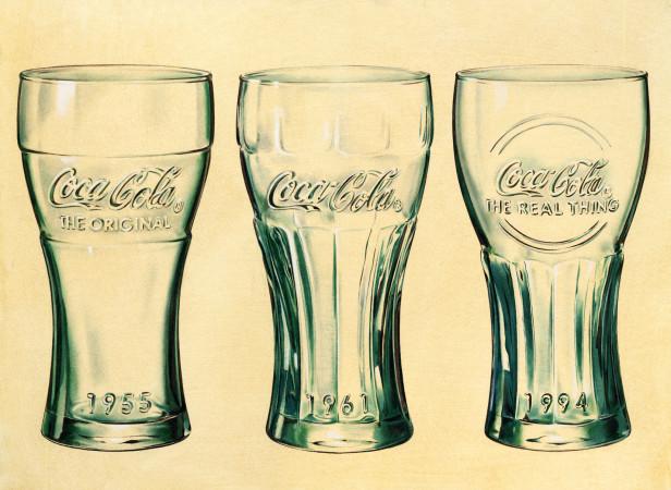McDonald's Coca-Cola Glasses