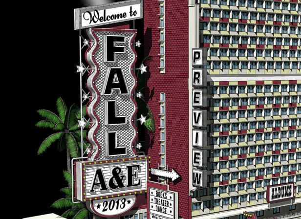 Fall A&E / Las Vegas Weekly
