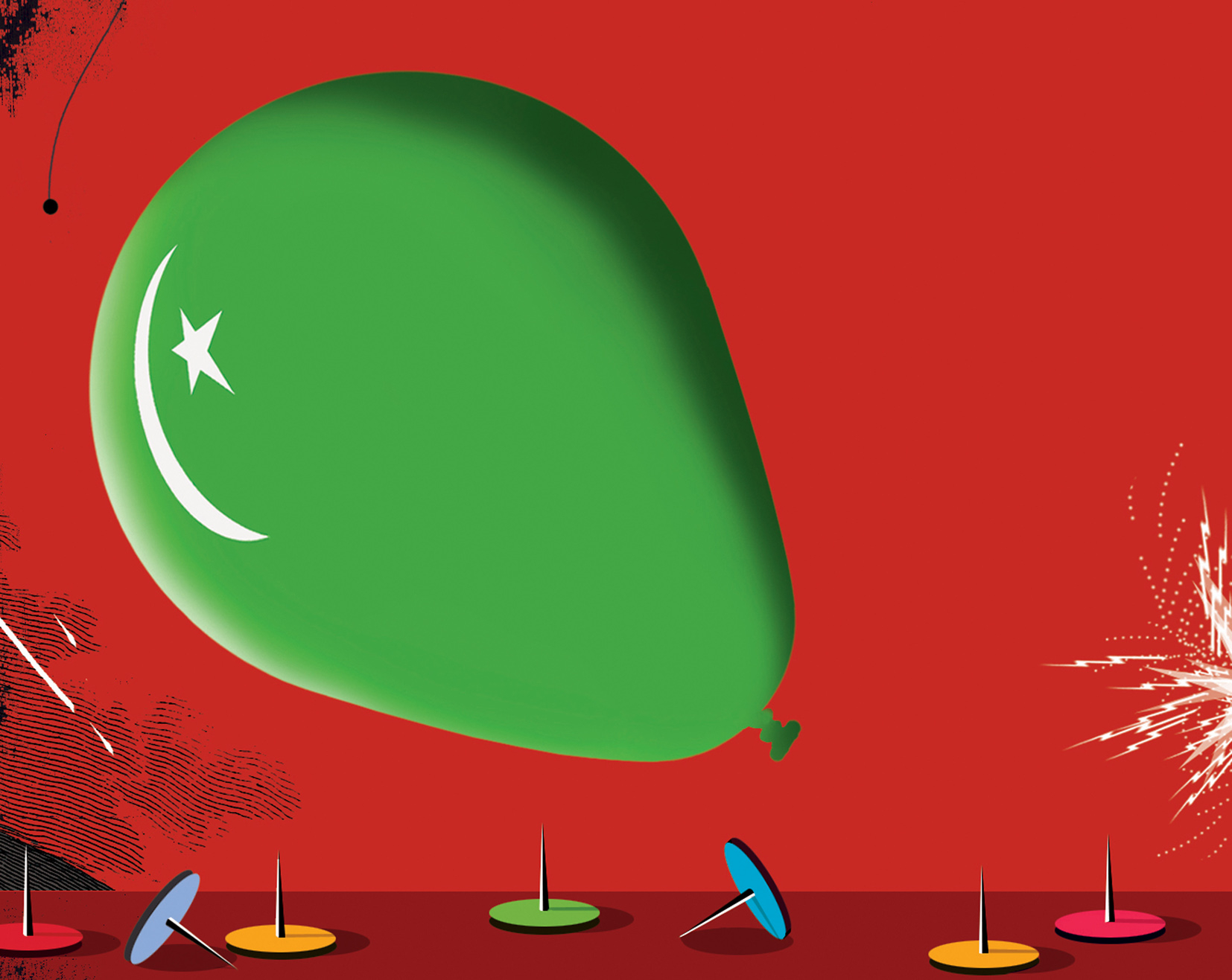 Pakistan Crises The Guardian