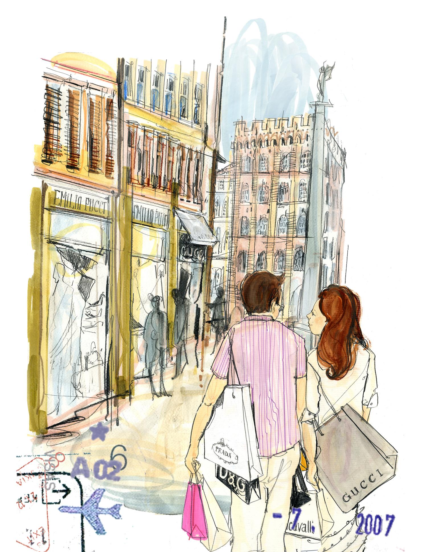 Shopping Street High Life Shop! Magazine
