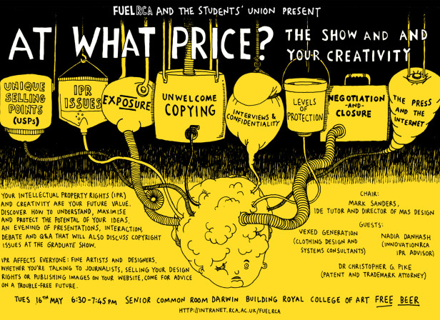 Royal College Of Art - At What Price?