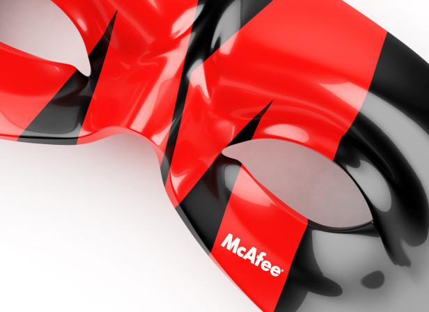 McAfee Mask