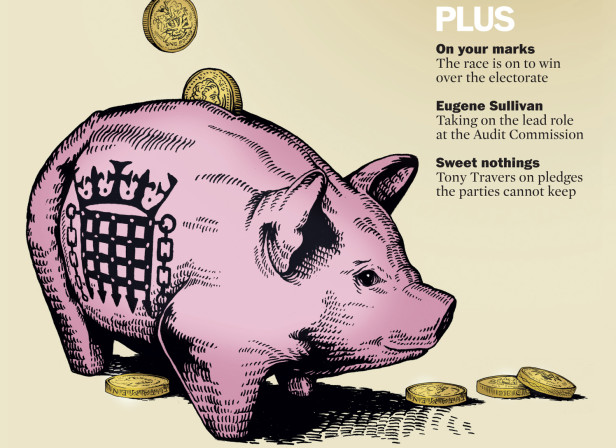 Saving Our Bacon / Public Finance Magazine