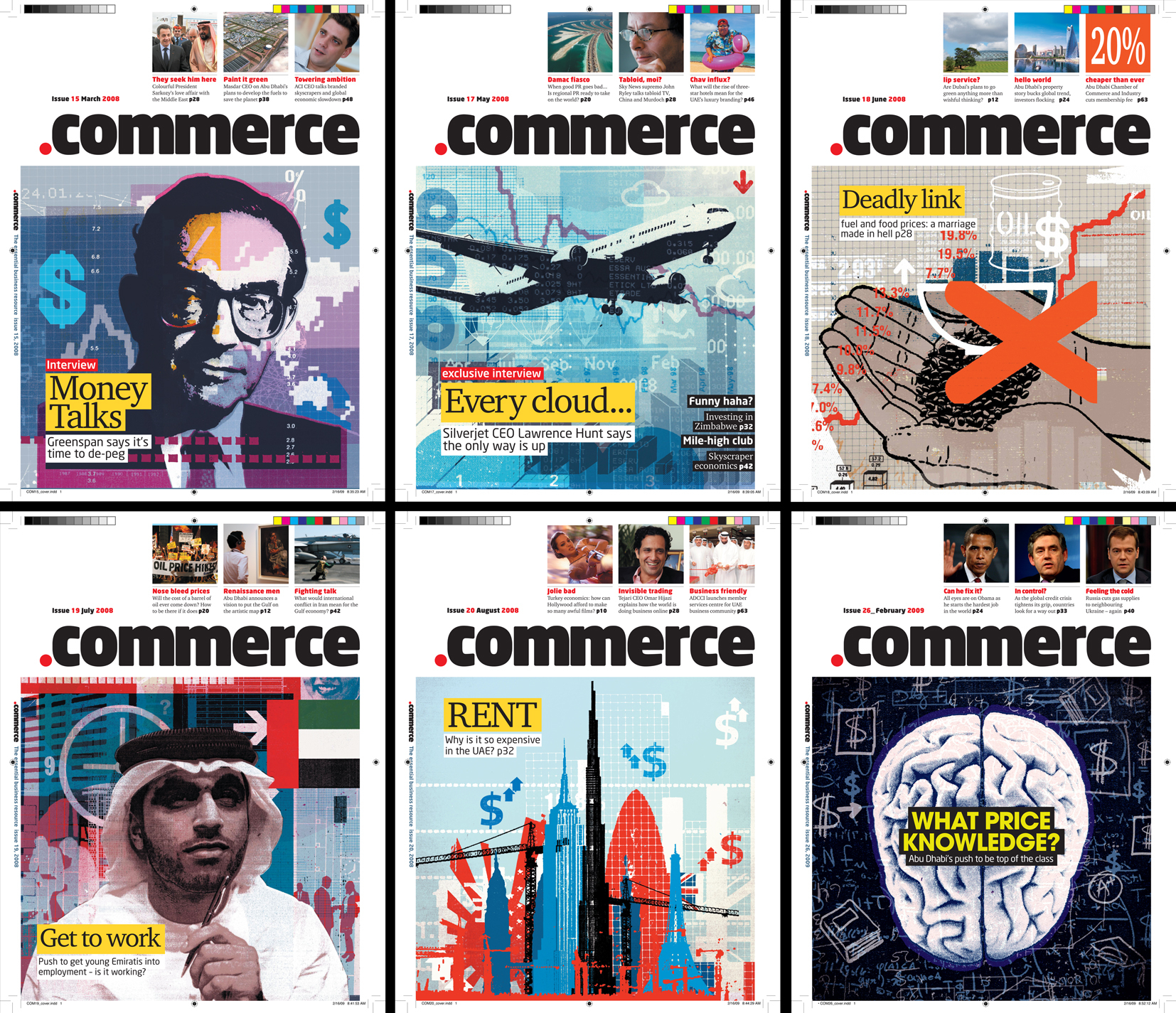 Commerce Covers