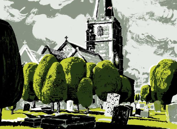 St Marys Painswick