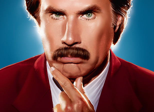 Ron Burgundy Guide Cover