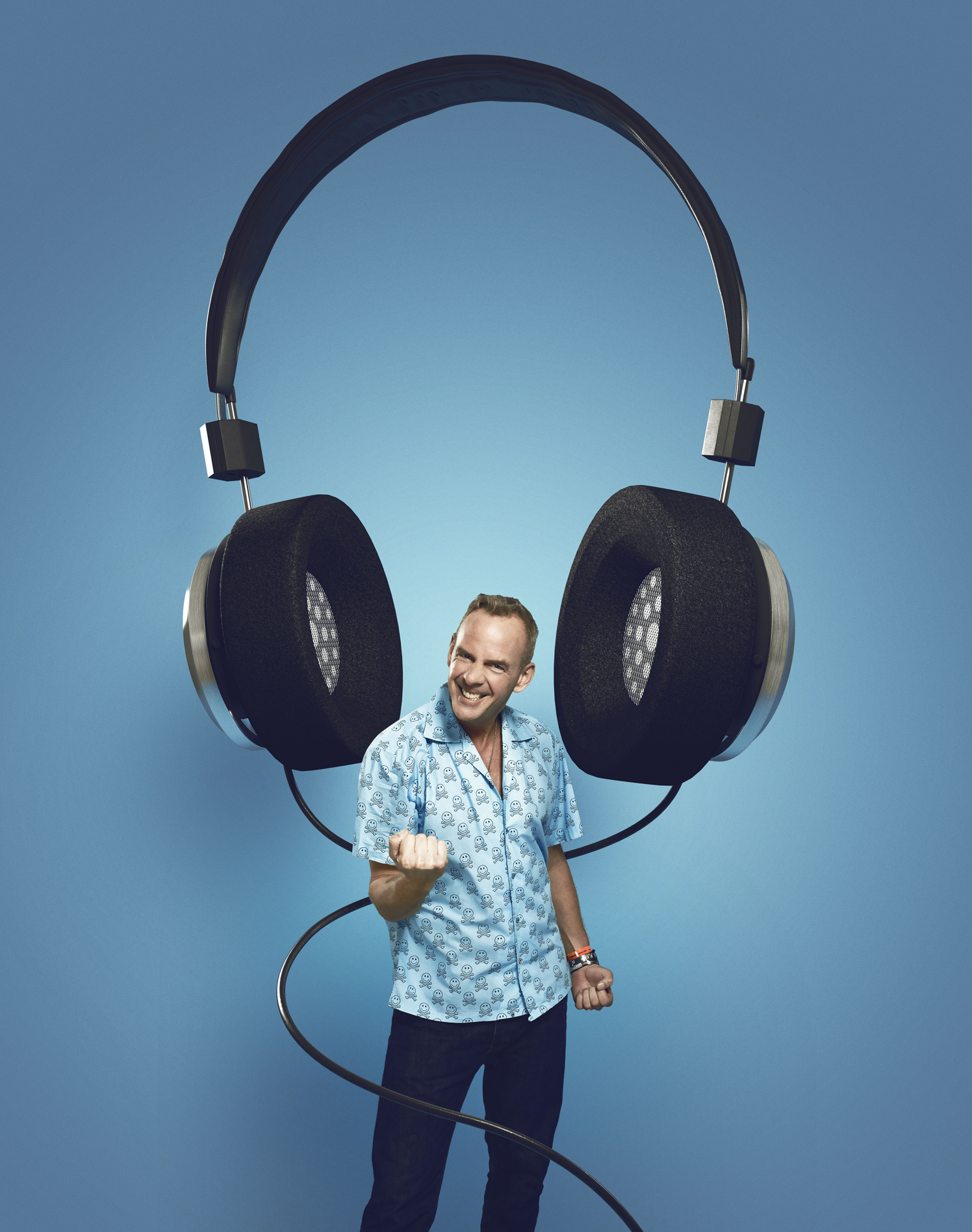 Norman Cook Headphones