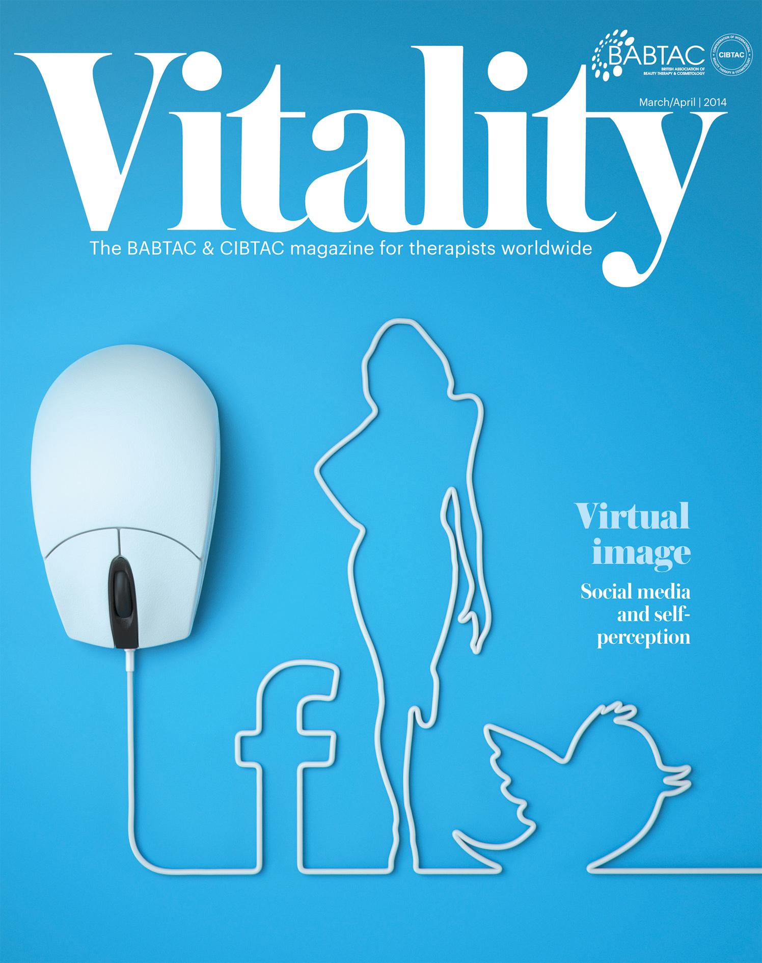 Virtual Image / Vitality Magazine