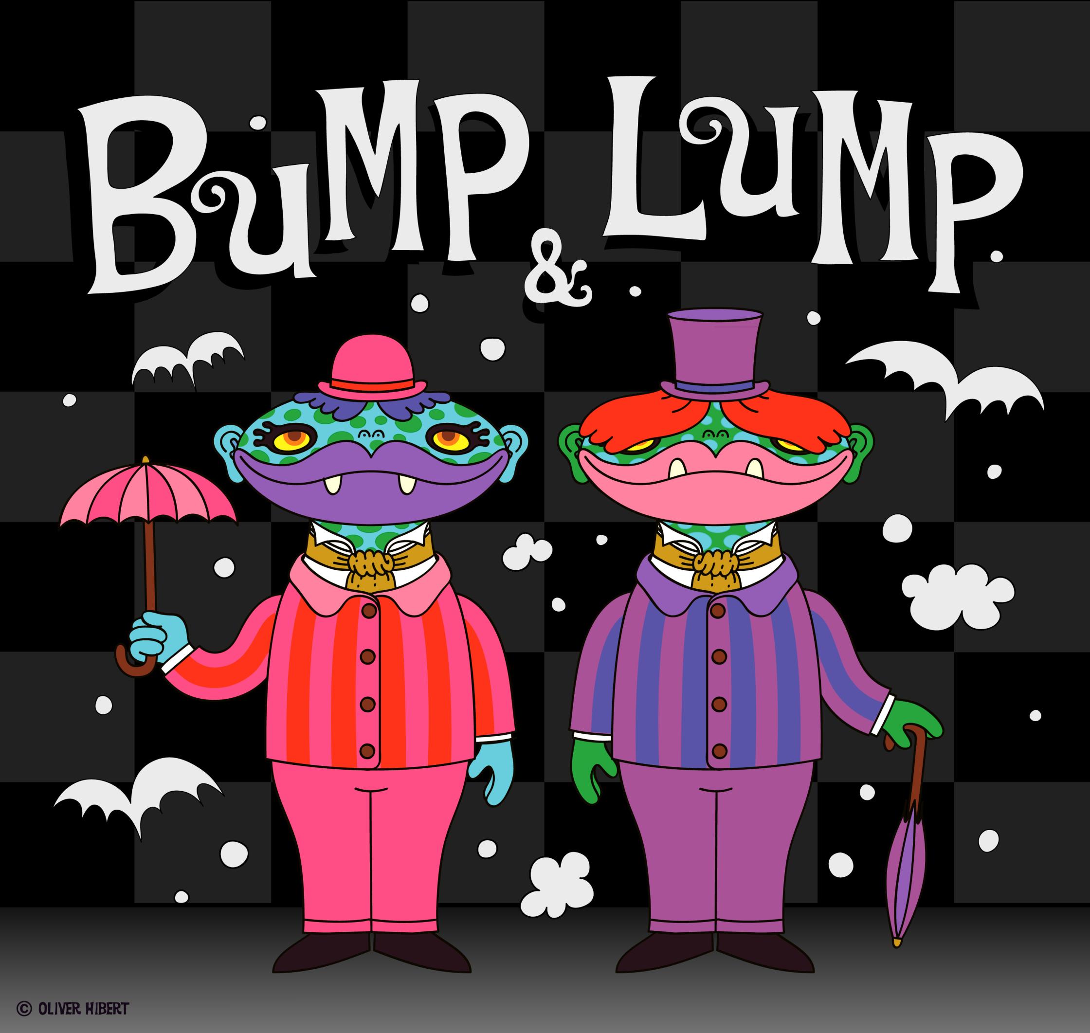 Hibert Bump and Lump