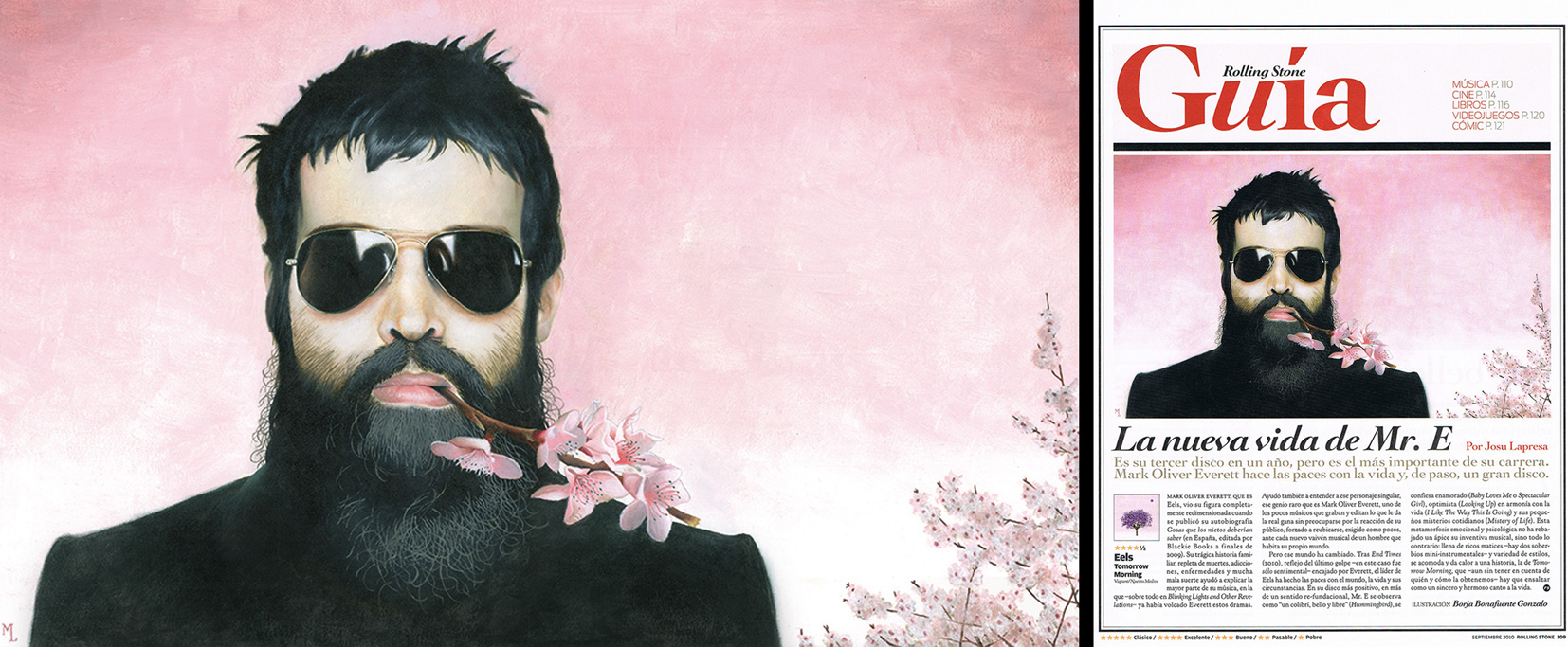 The Eels / Rolling Stone