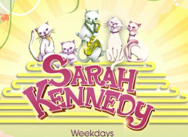 Radio 2 Sarah Kennedy