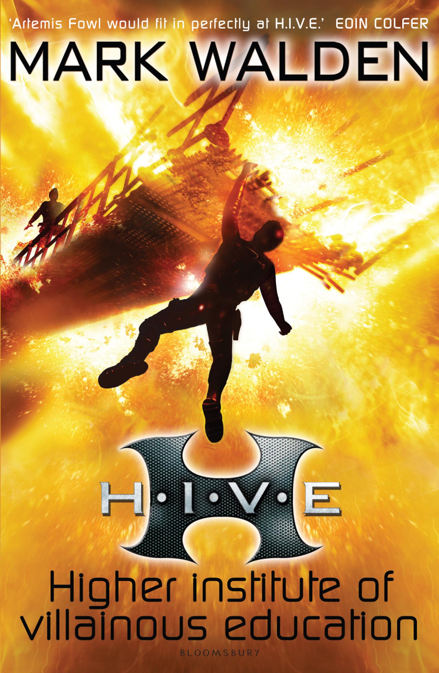 H.I.V.E - Higher institute of villainous education