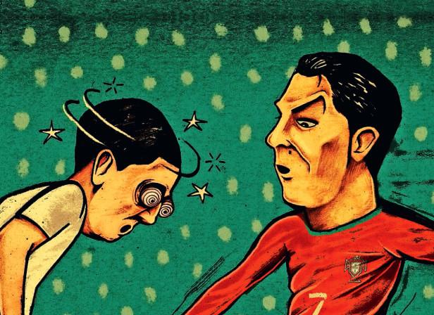 PFA Ronaldo