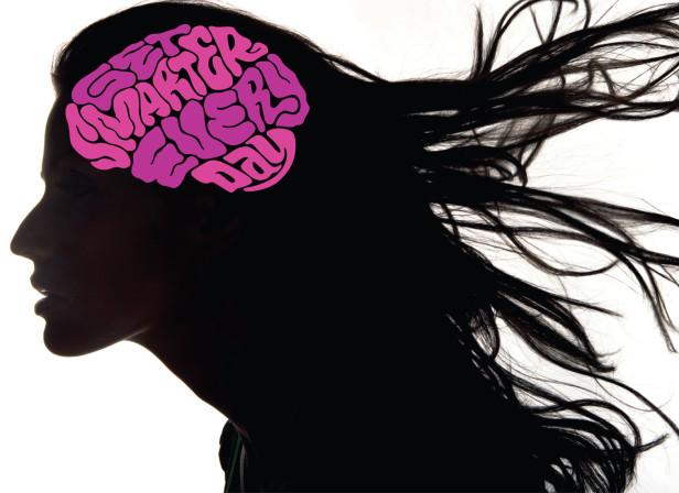 Get Smarter Everyday / Self Magazine