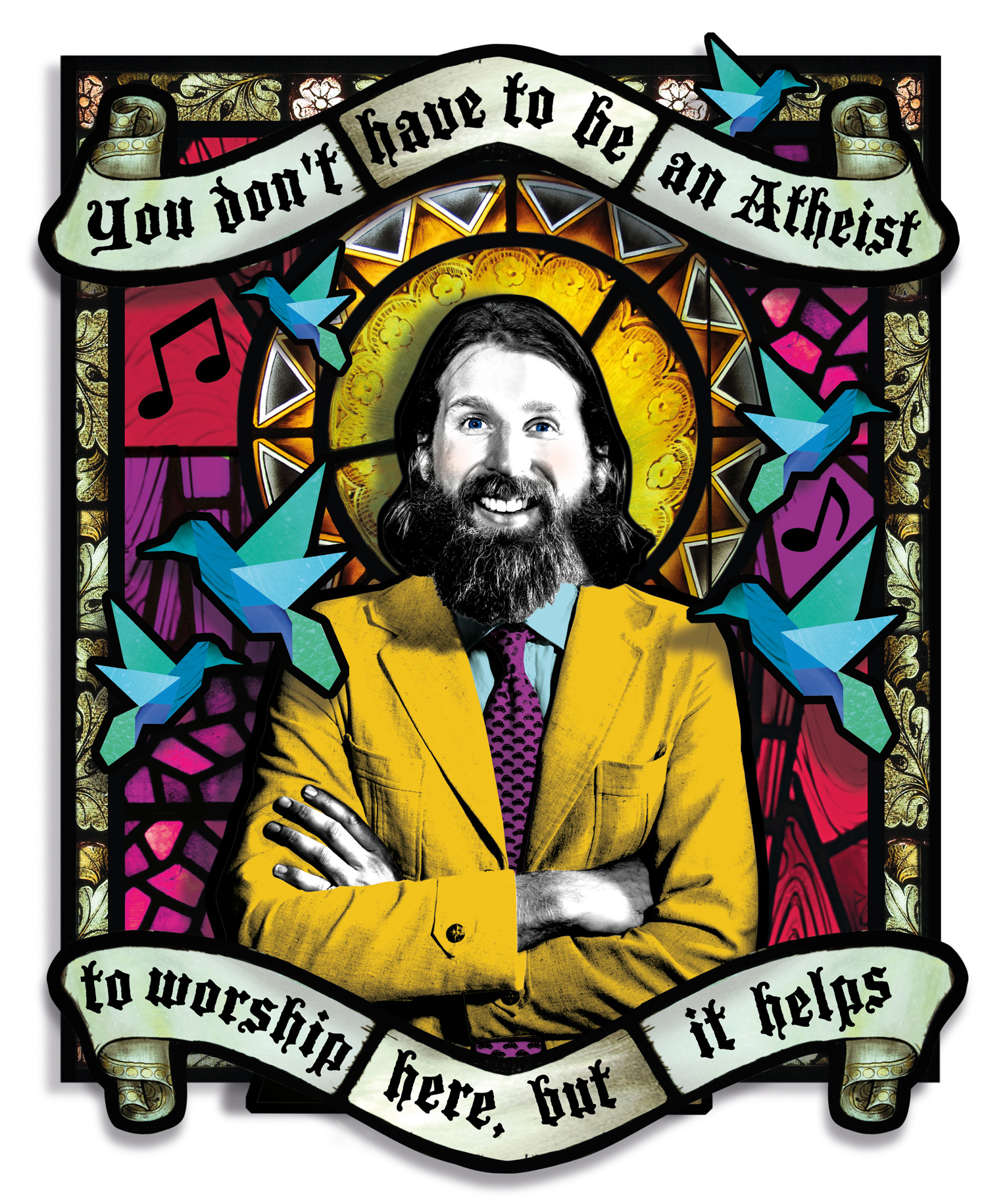 House of the Atheist Church / Timeout Magazine