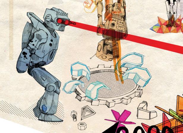 Robot Asylum / El Bosque Magazine