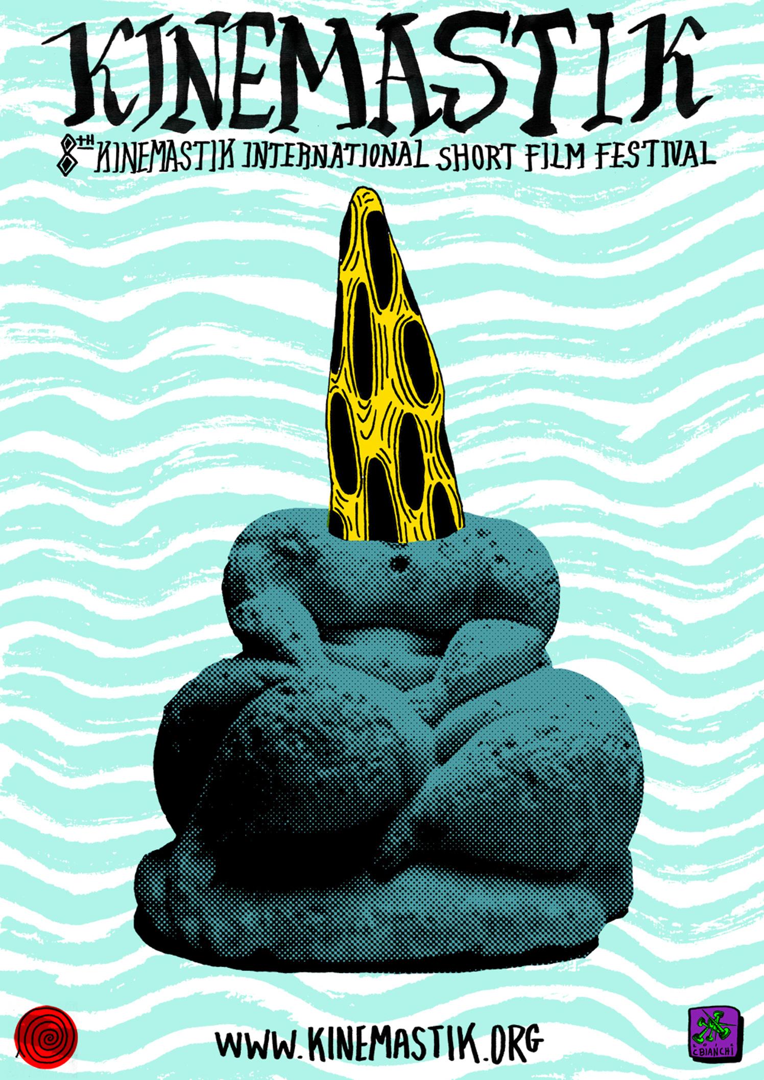 Kinemastik International Short Film Festival Poster