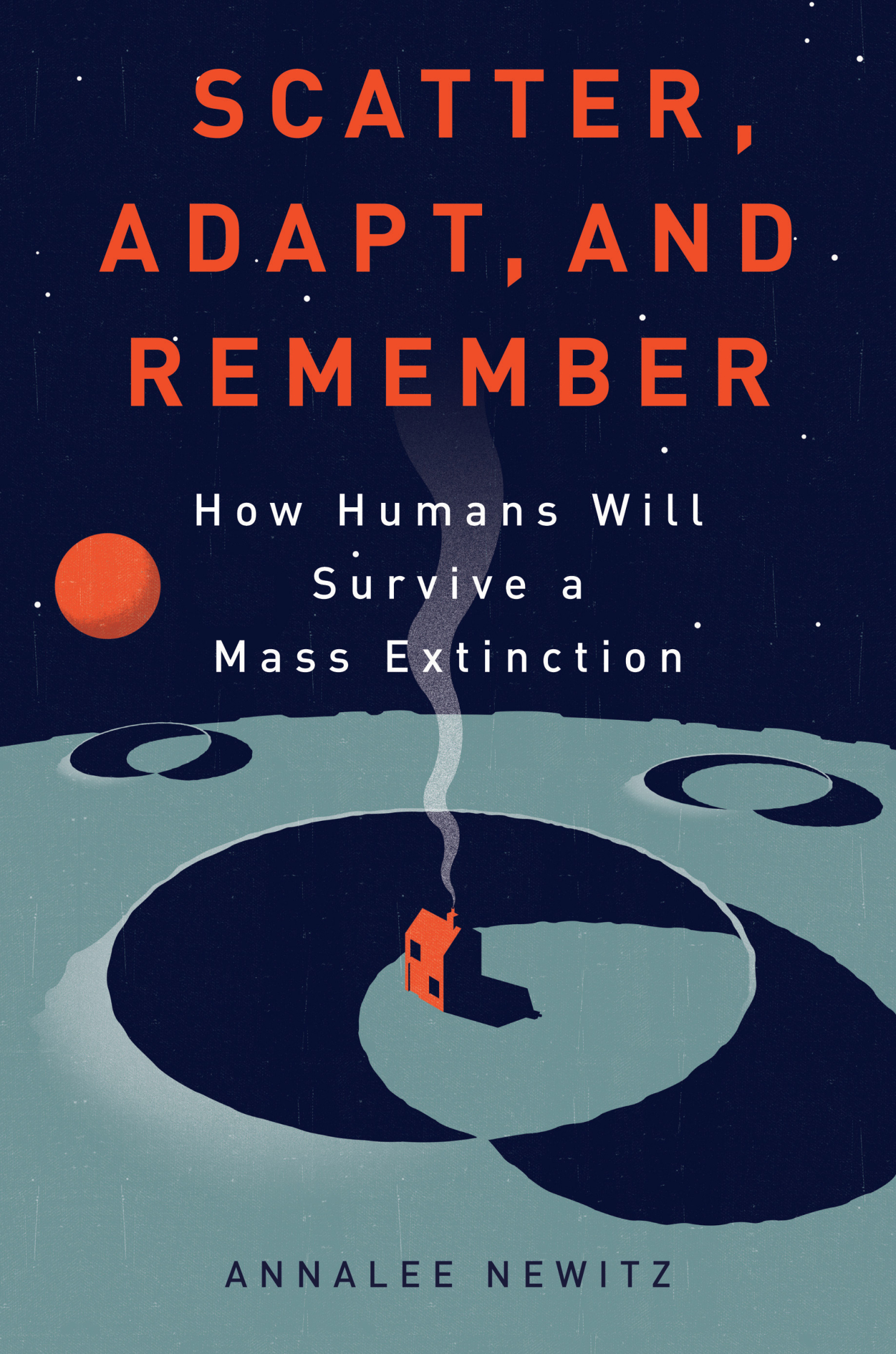Scatter, Adapt, and Remember Book Cover
