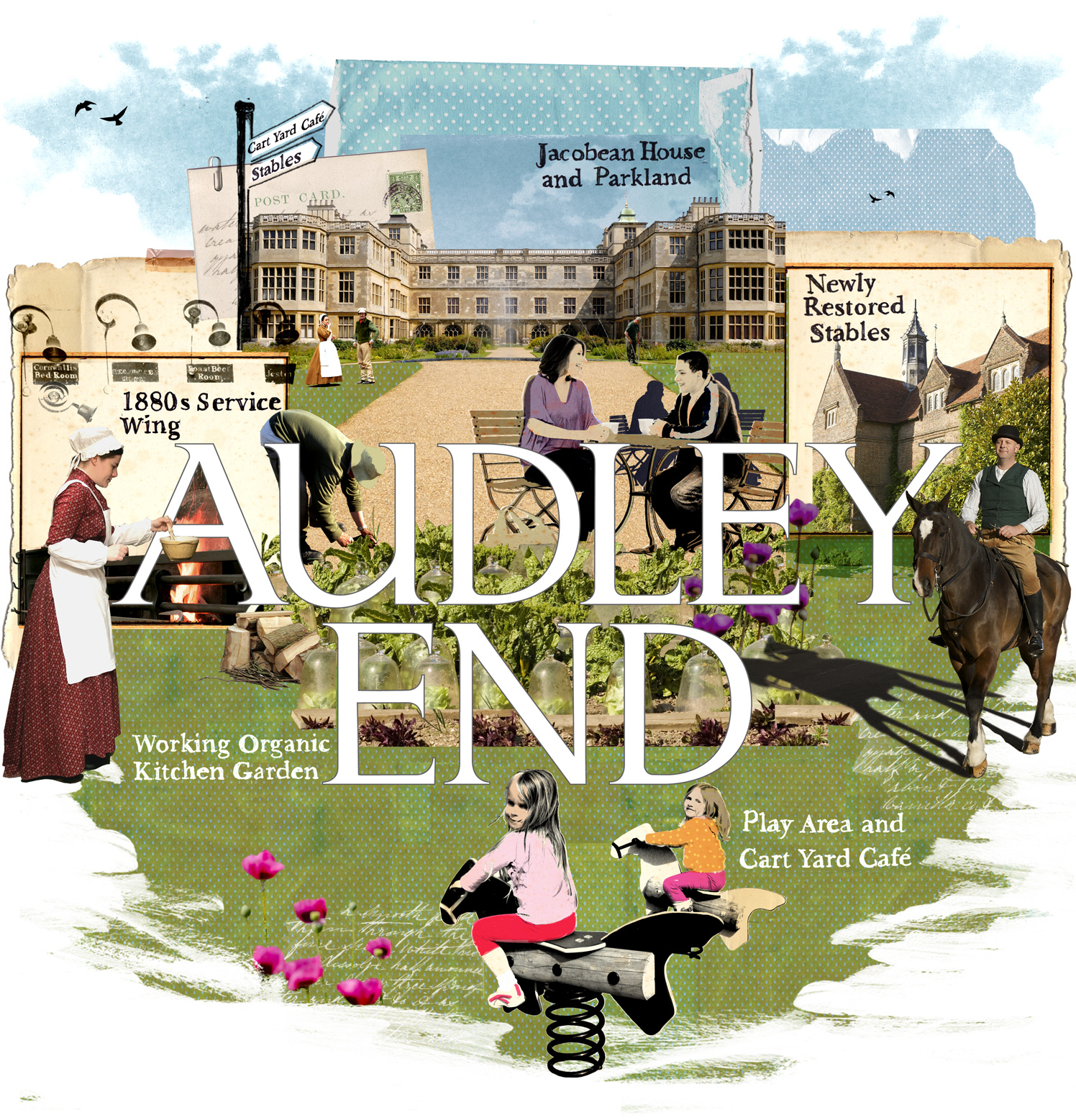 Audley End English Heritage
