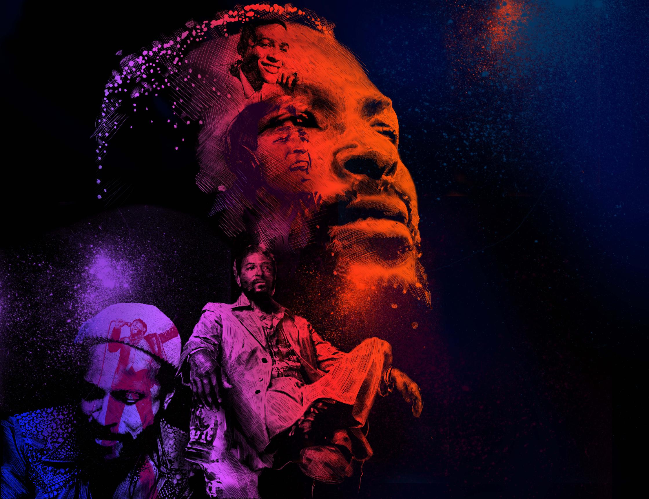 Marvin Gaye / Universal Music
