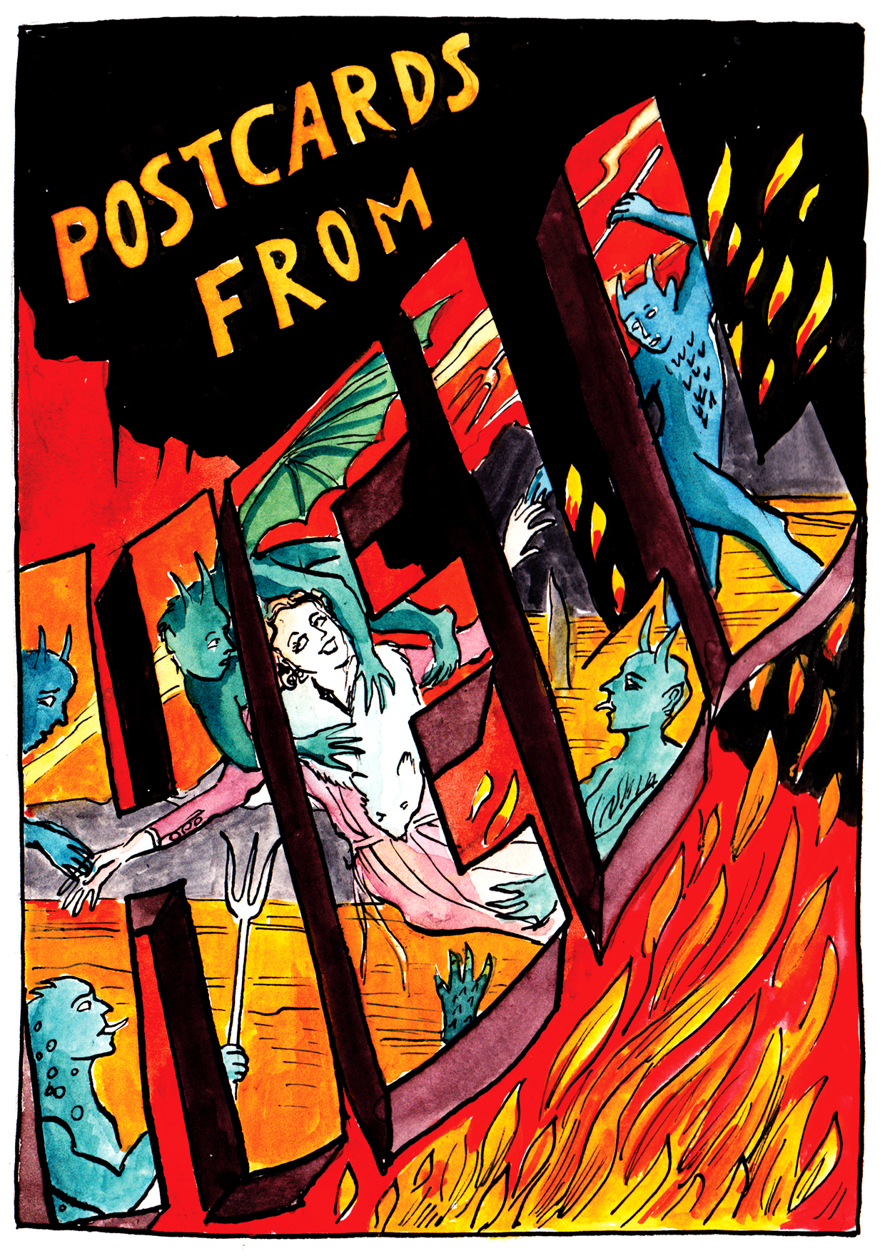 Postcards From Hell
