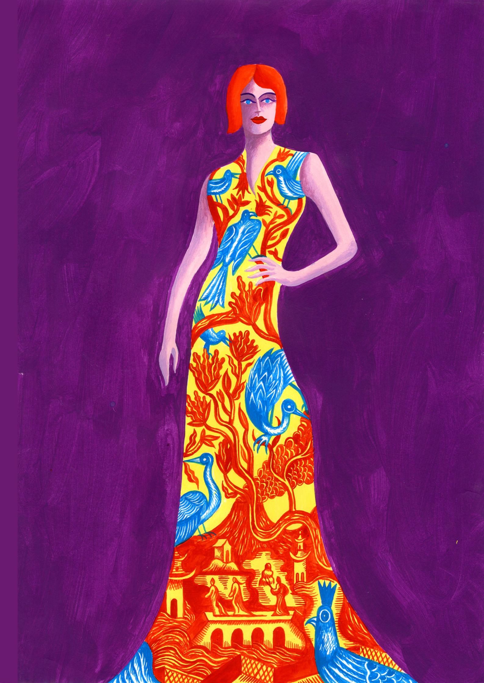 Japanese Fashion Dress