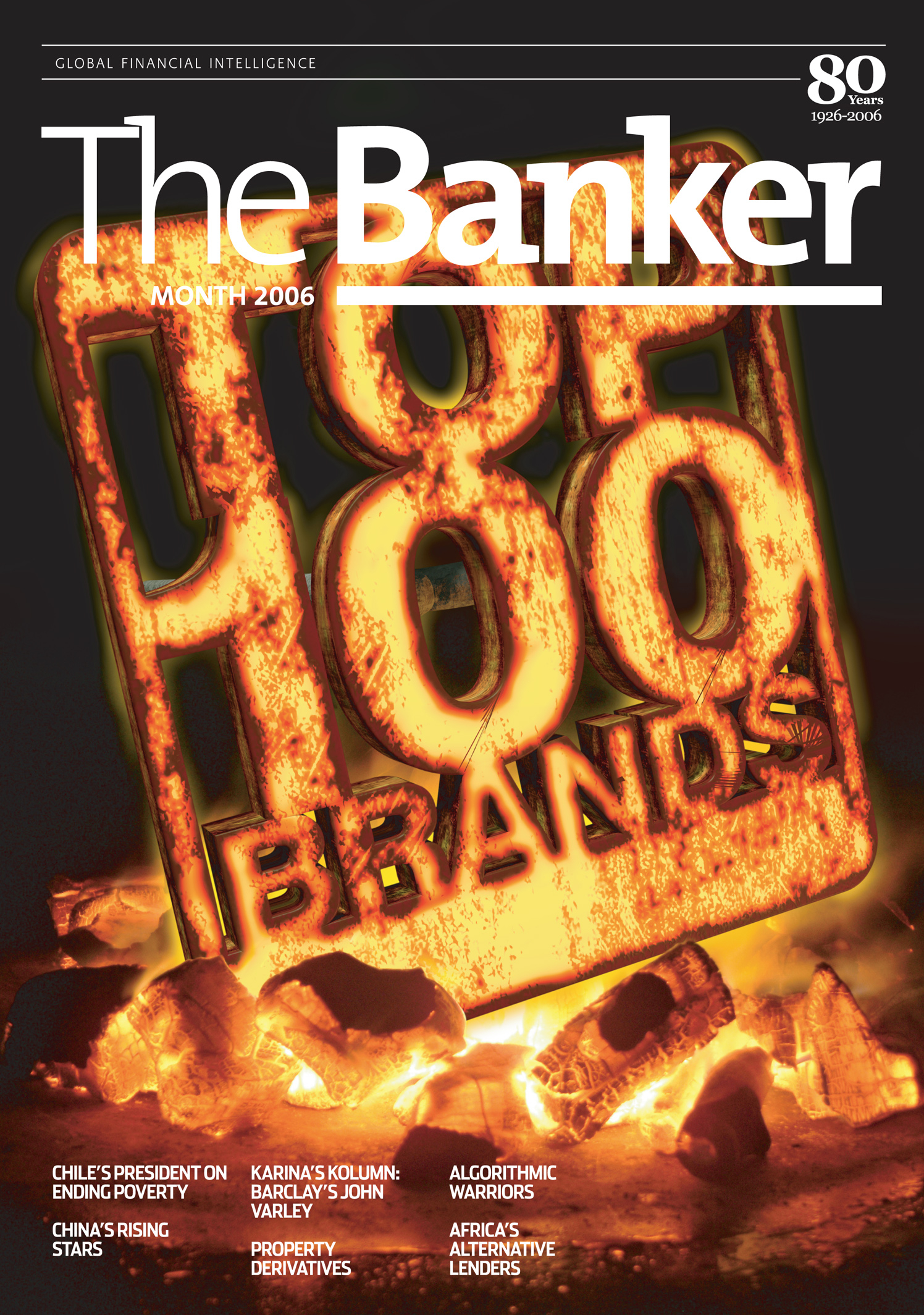 The Banker Top 100 Brands