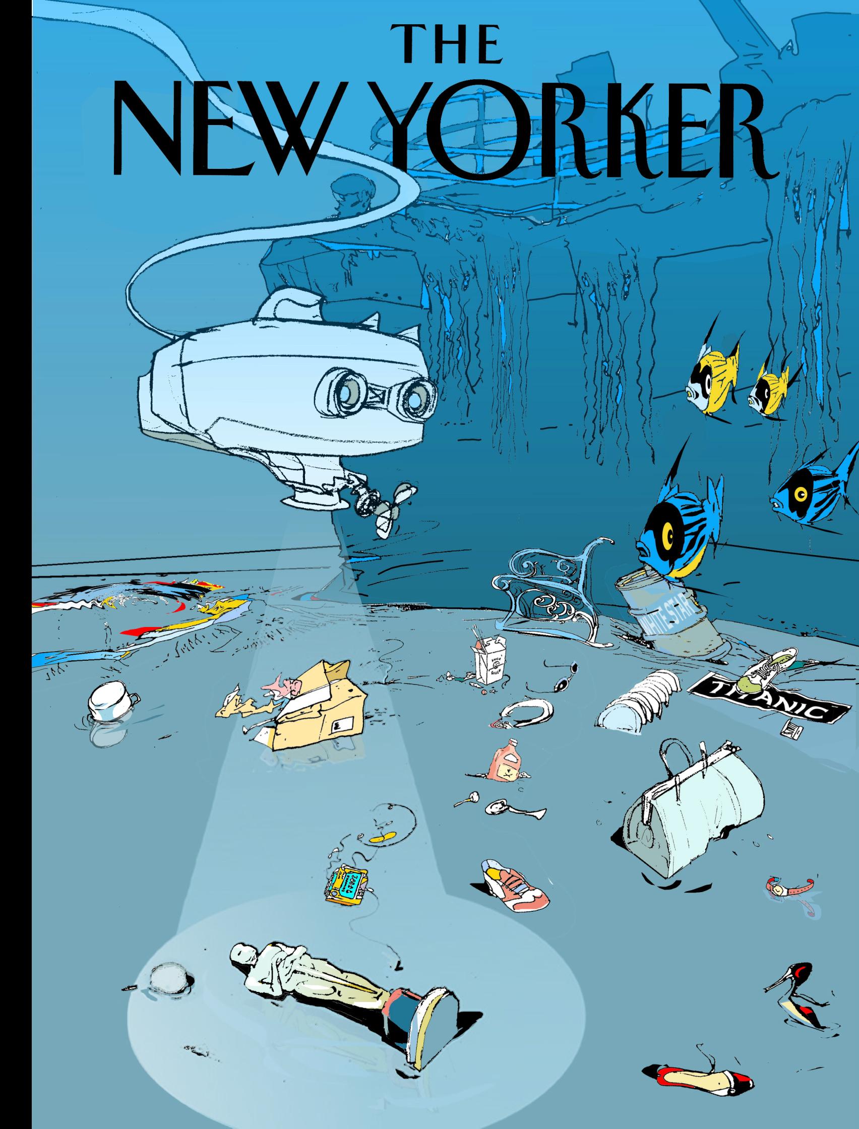 Oscar Titanic The New Yorker