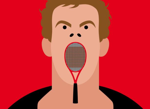 Andy Murray / GQ Magazine