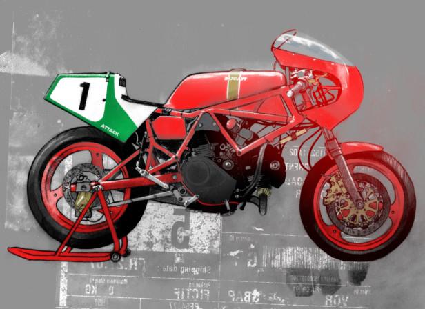 Ducati TT2