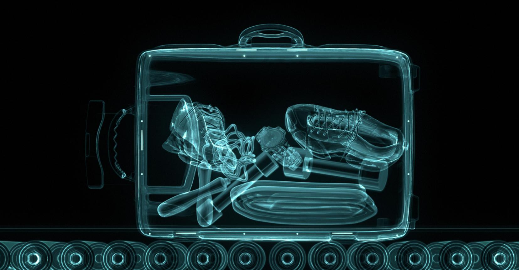 X-Ray Suitcase Conveyor Belt Fitness Equipment SOBeFiT Magazine