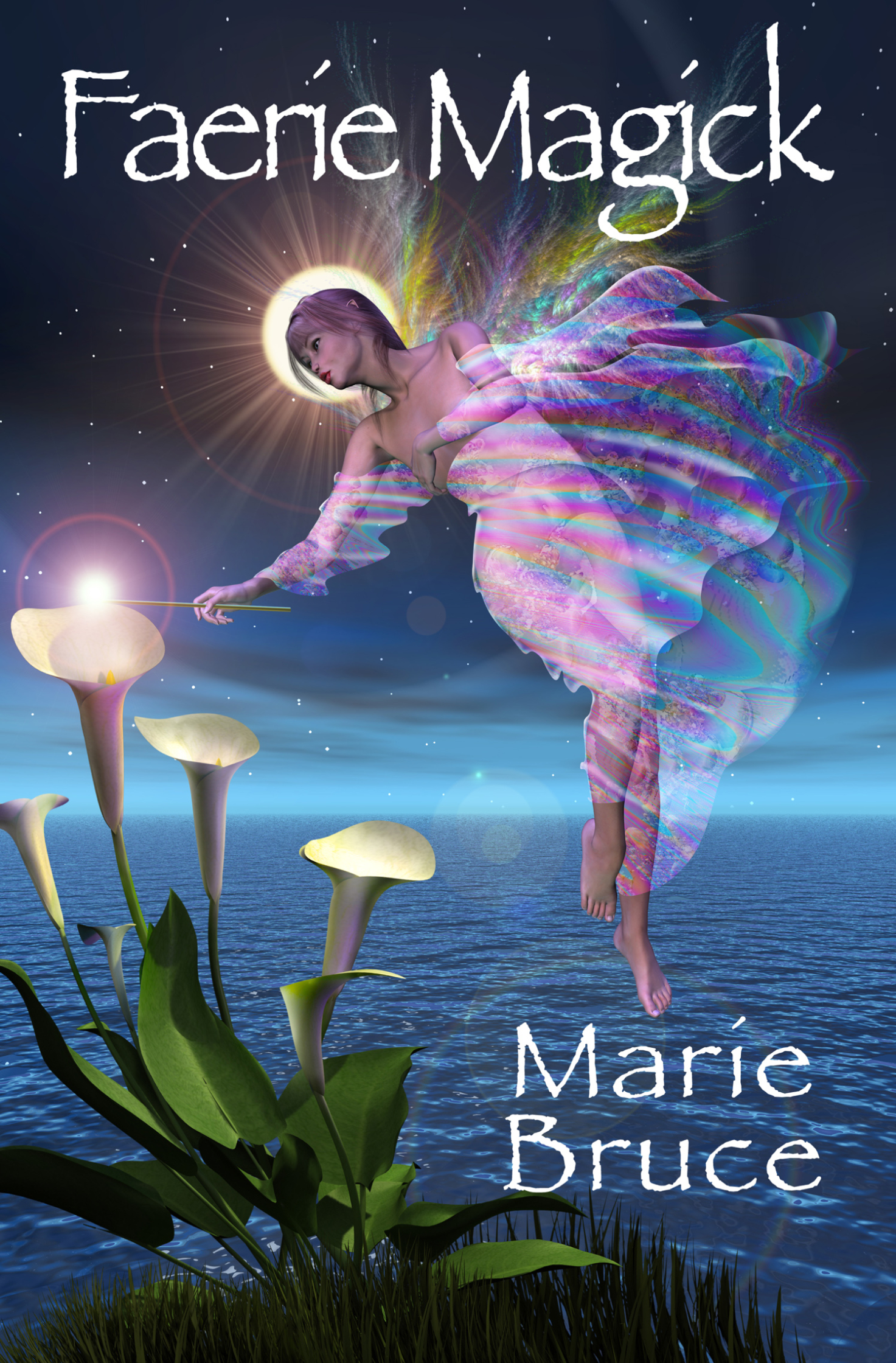 Fairy Magic Book Cover
