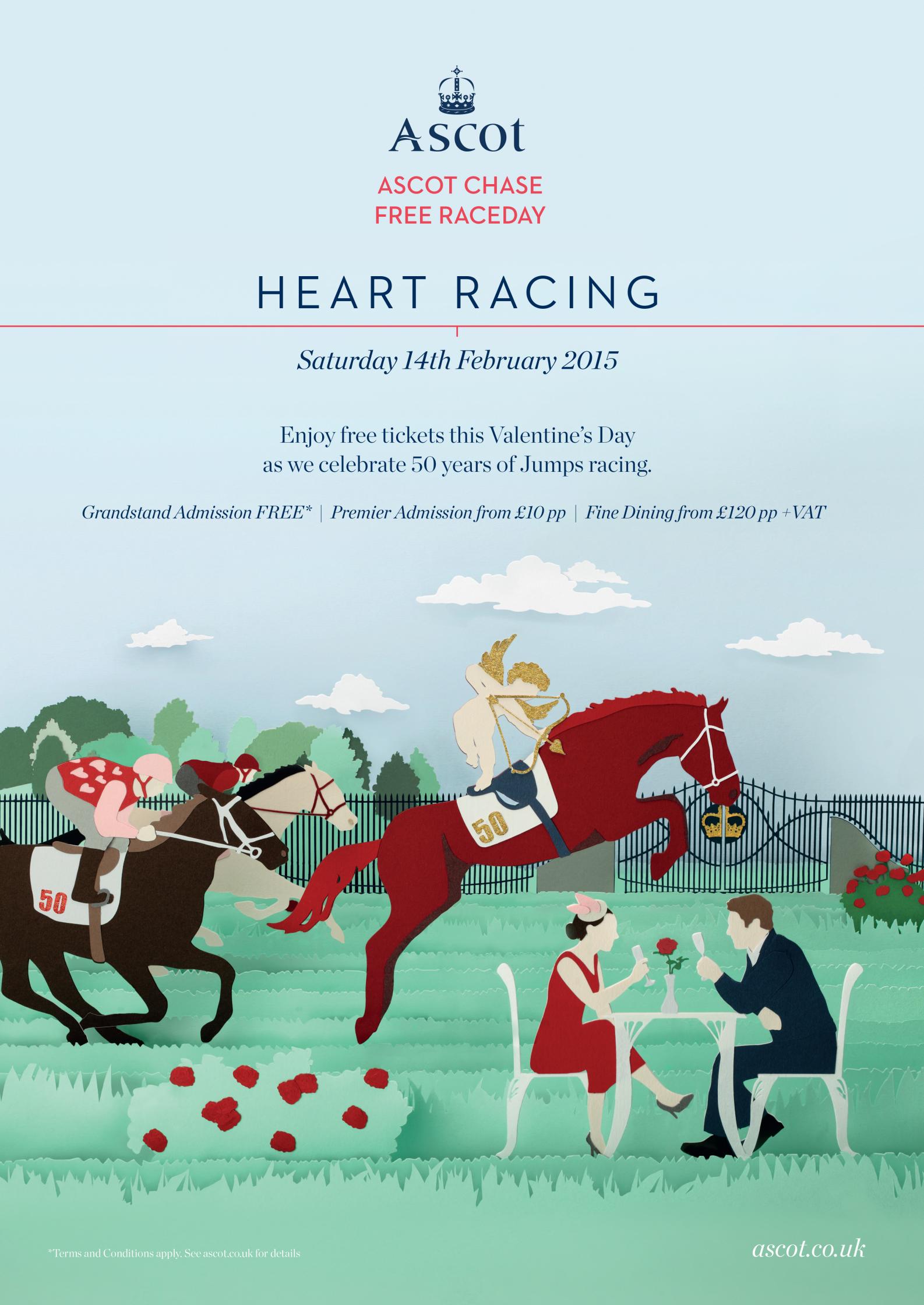 Heart Racing / Ascot