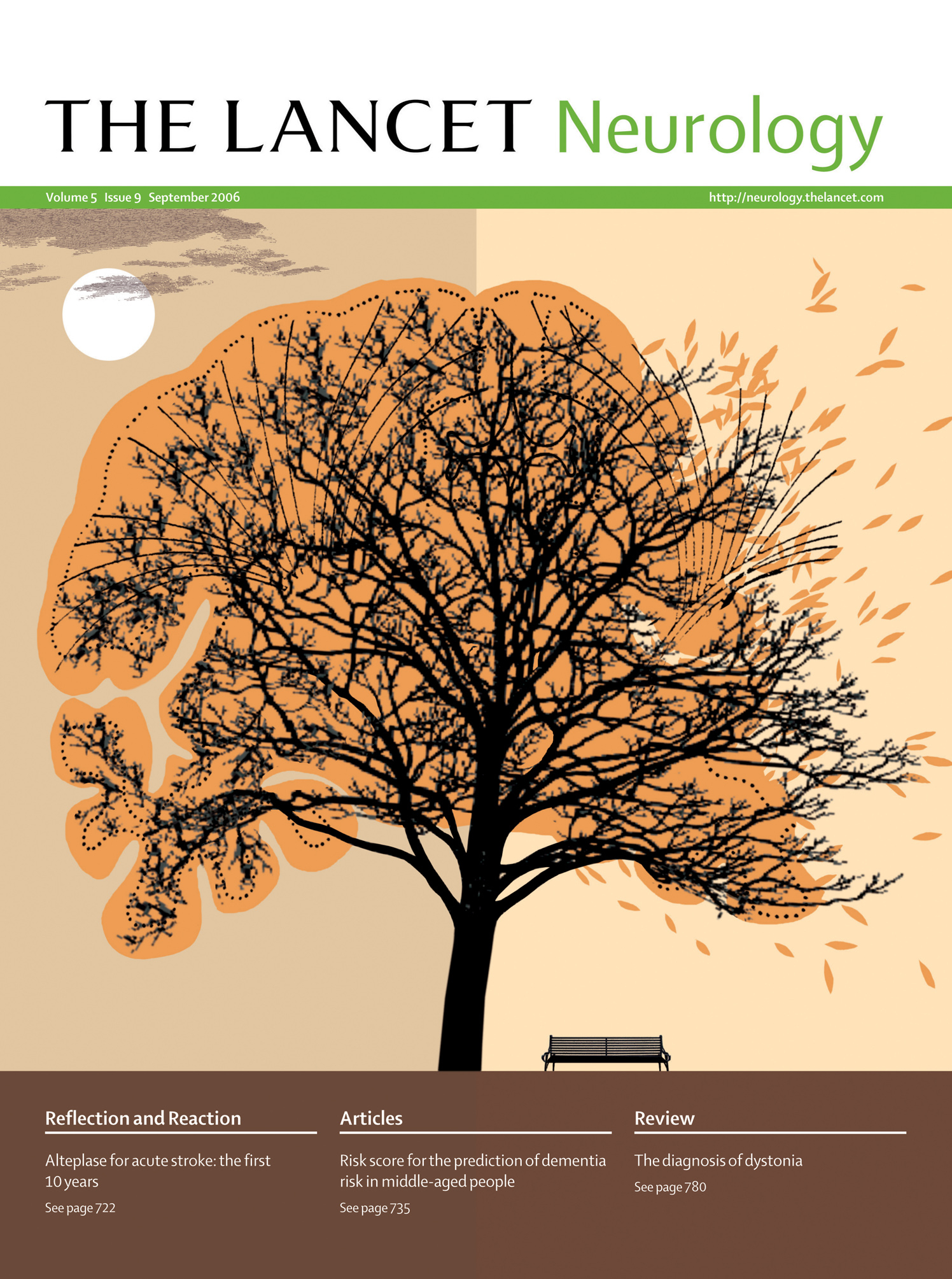 The Lancet Front Cover Alzheimers