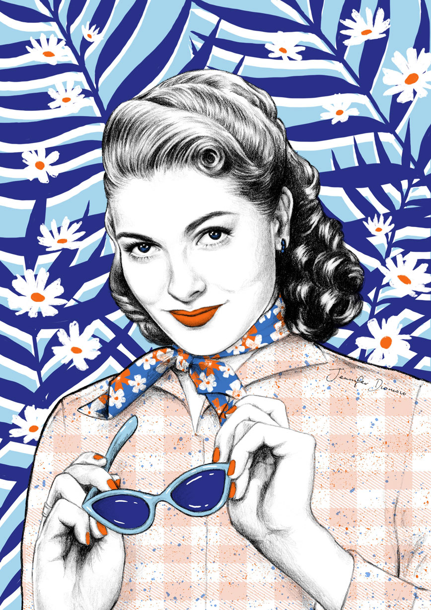Today_at_apple_drawing_Jennifer_Dionisio_artwork_illustration_vintage_woman.jpg