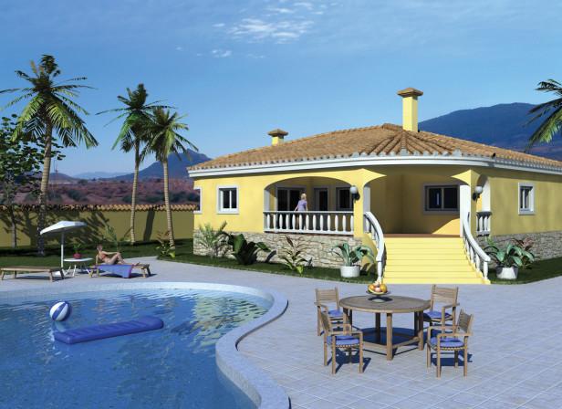 Housing Development Architecture