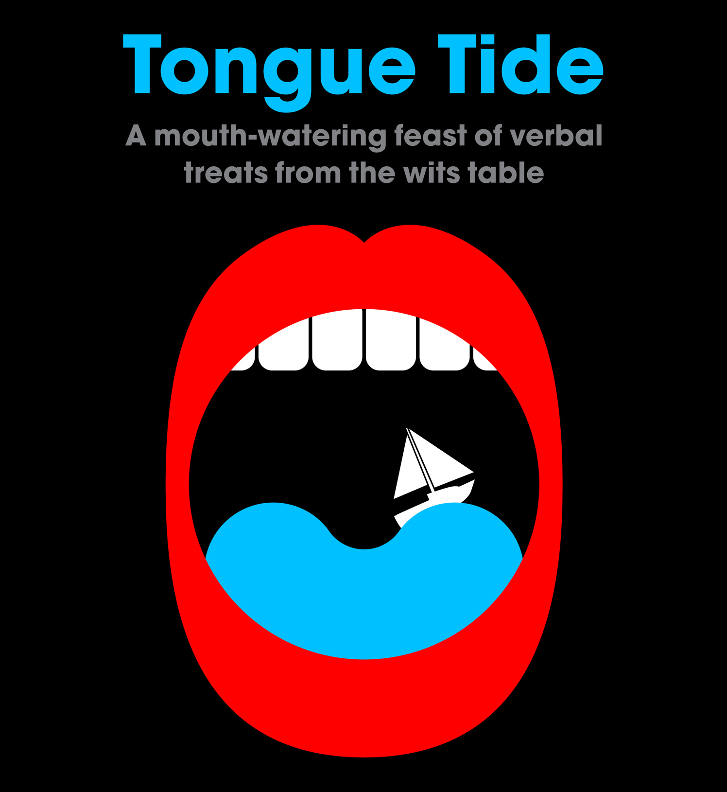 Tongue Tide Festival Poster