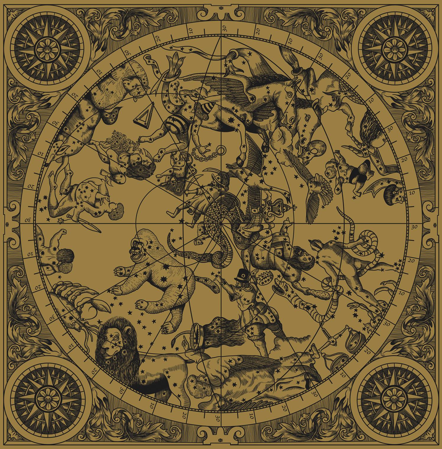 International Feel Recordings Zodiac