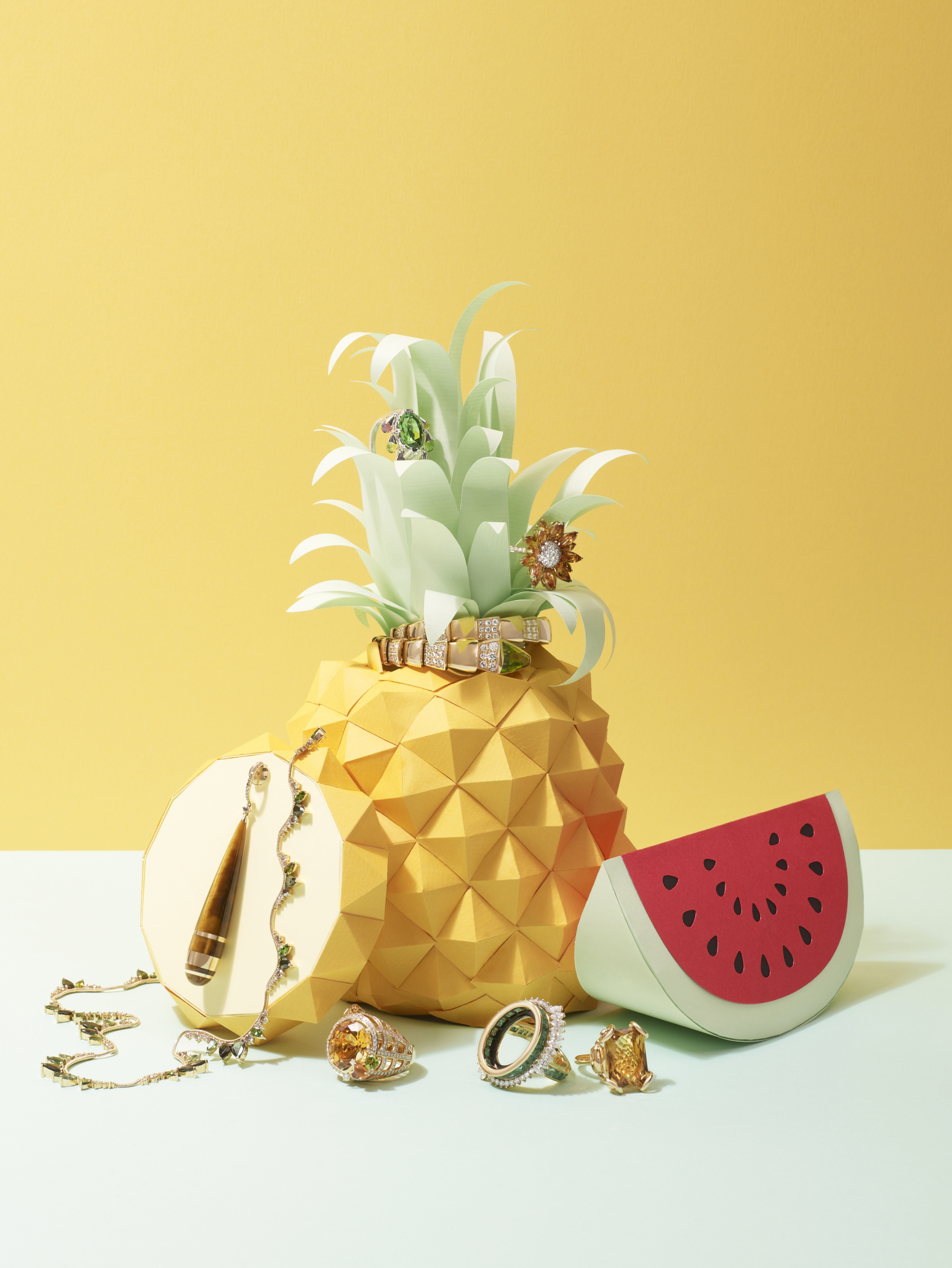 Grazia /Pineapple