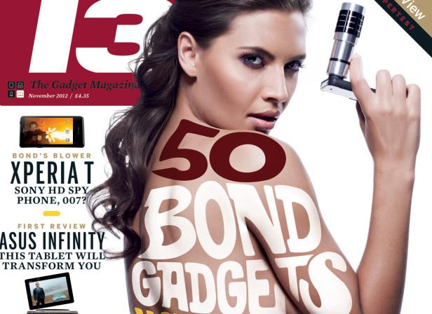 50 Bond Gadgets / T3 Magazine
